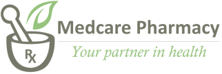 Medcare Pharmacy - Logo
